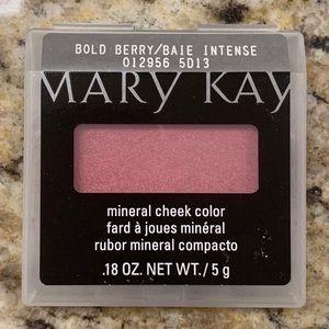 Mary Kay Bold Berry bush cheek color